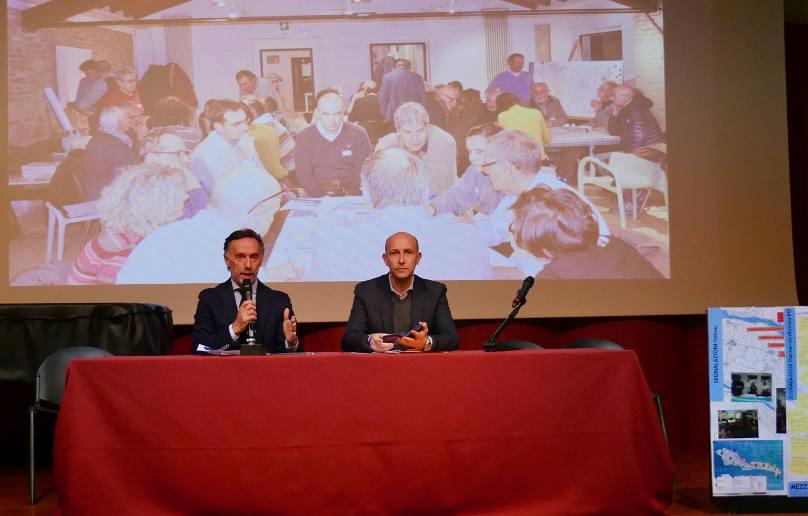 """Presentati e condivisi gli esiti degli incontri di partecipazione pubblica fin qui svolti che porteranno alla sottoscrizione del """"Contratto di Fiume Parma Baganza"""""""